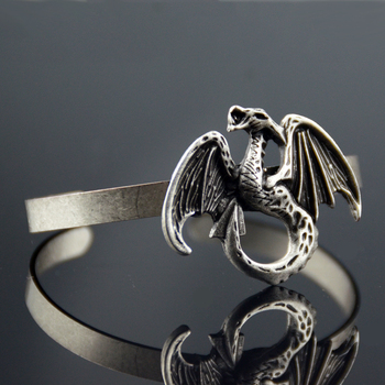 Bangle Bracelet Dragon Viking Vintage Cuff Fashion Bracelets  Viking Bracelet