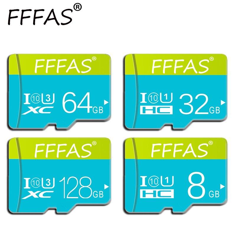 Cartao De Memoria Micro SD Card 128GB 64GB Memory Card Class10 TF Card Microsd Flash Card 32gb Free Shipping With Free Adapter