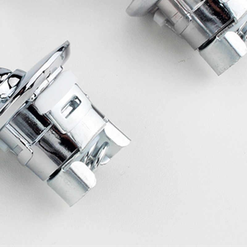 高品質 2 個車スタイリング金属クロームエンブレム A2108800186 A2218800086 メガバイトボンネットグリルフードフロントバッジ W210 ため W221