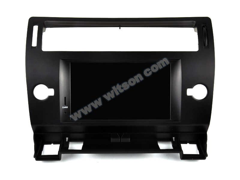 DE ストック! Witson アンドロイド 9.0 オクタコア PX5 車 DVD シトロエン C4 IPS スクリーン 4 ギガバイトの RAM 64 ギガバイト ROM 車の GPS ナビゲーション