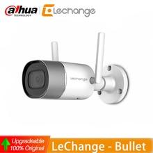 Dahua LeChange Bullet 2MP Wifi Camera H.265 Camera Dual Antenna Cloud Storage Sd Card Storage Built in MIC IP67 IPC G26