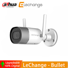 Dahua Lechange IPC G26 Bullet 2MP Wifi Camera H.265 Camera Cloud Sd kaart Opslag Ingebouwde Microfoon IP67