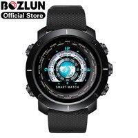 2020 Bozlun W30 Smart Uhr Bluetooth Herzfrequenz Kalorien Fitness Uhren Remote Kamera IP68 Wasserdichte Smartwatch android ios-in Smart Watches aus Verbraucherelektronik bei