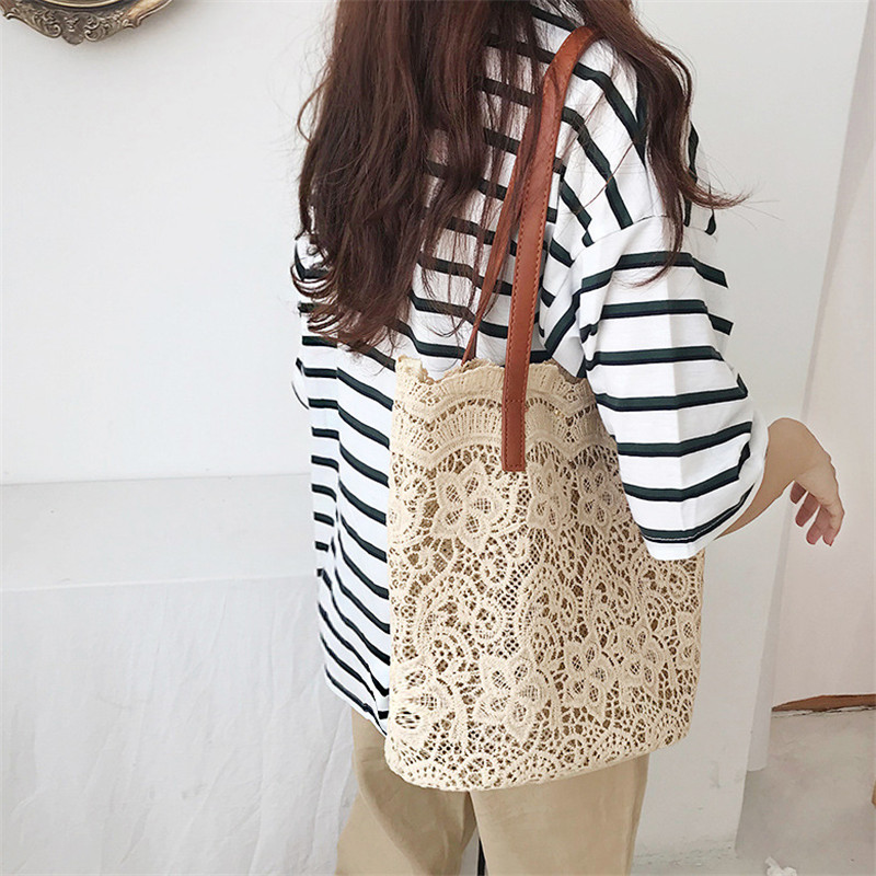 Lace Shoulder Bag 6