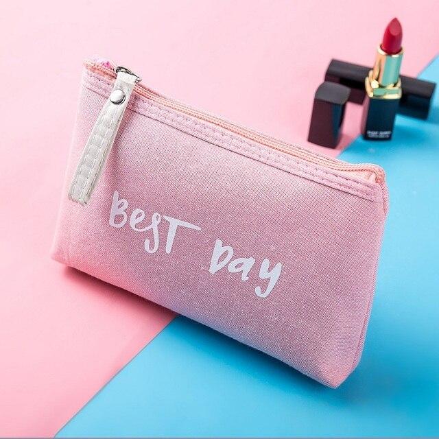 Sac de maquillage mignon voyage en gros cosmétiques femmes sac cosmétique pochette de maquillage dame pas cher Mini sac femmes petit sac offre spéciale