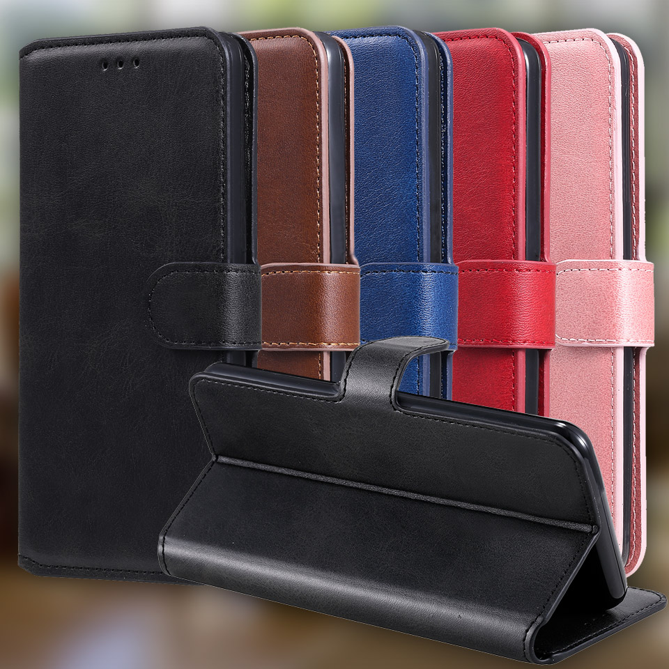 Wallet <font><b>Case</b></font> For <font><b>Nokia</b></font> 2.2 3.2 4.2 6.2 7.2 2019 1 3.1 7.1 <font><b>8.1</b></font> Plus X7 X7I 9 PlusView Luxury <font><b>Flip</b></font> PU Leather Phone Cover Coque image