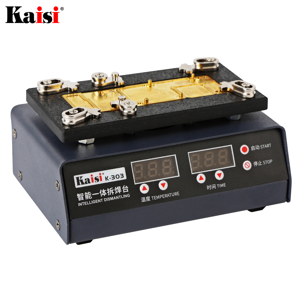 Kaisi For IPhone X XS XSMAX Motherboard Layering Upper And Lower Rapid Separation CPU Heating Disassembly Platform