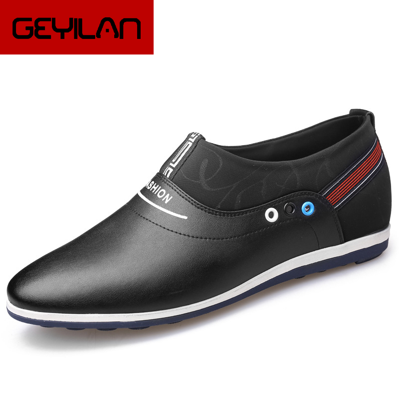 Shoes Men Loafers Elevator Shoes For Men Fashion Sneakers Shoes Luxury Sneakers Men Chaussure Cuir Homme Sapatos Homem Trampki