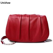 Small Genuine Leather Crossbody Bags For Women 2020 Summer F