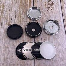 4 pces 56mm ou 60mm logotipo do carro centro da roda tampa auto rim crachá à prova de poeira capas decalque reequipamento decoração emblema criativo adesivo