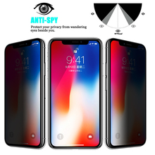 2019 Newest For NEW IPhone 11 Pro Max Prevent Voyeurism Temp