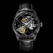 Часы наручные aesop Мужские механические роскошные черные часы