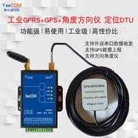 Precio https://ae01.alicdn.com/kf/H9a481c3489234bee9e8efc63741e0e7dz/GPRS medidor de ángulo de dirección GPS módulo DTU 232 485 puerto Serial para transmisión transparente.jpg