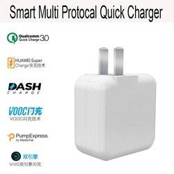 Szybka ładowarka QC 3.0 Adapter Oneplus Dash ładowarka do szybkiego ładowania telefonu ładowarka ścienna  podróżna do Huawei Samsung Xiaomi One Plus LG HTC