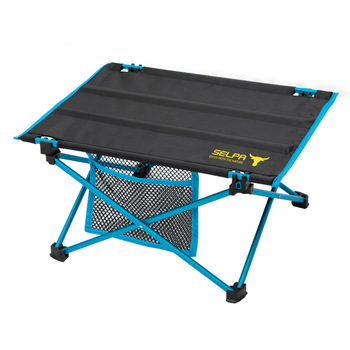 Portable Outdoor Folding Table Collapsible Barbecue Picnic Ultra Light Fishing Camping Computer Desk - discount item  32% OFF Outdoor Furniture