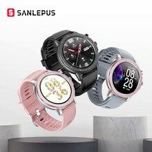 SANLEPUS 2021 새로운 스마트 워치 스포츠 심박수 모니터 방수 피트니스 팔찌 남성 여성 Smartwatch For Android Apple Xiaomi
