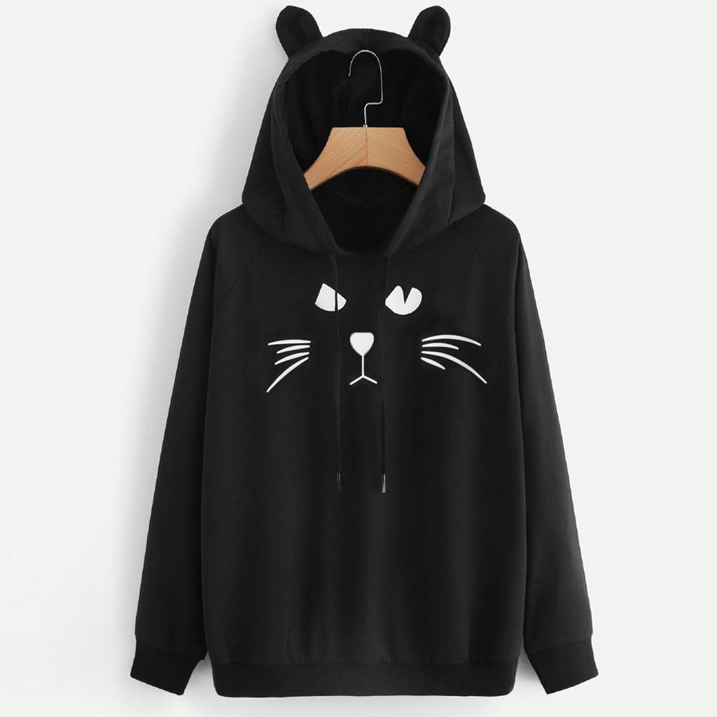 Women/'s Zip Up Long Sleeve Hoodie Sweatshirt Jumper Sweater Coat Pullover Jacket