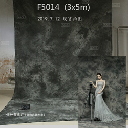 Tie-dyed Muslin wedding backdrops photography,100% cotton cloth hand made photographic backgrounds for photo studio family F5014