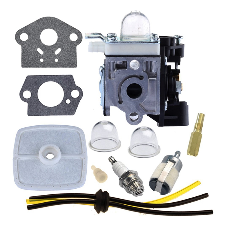 Carburetor With Repower Maintenance Kit For Echo GT230 GT231 PAS230 PAS231 PE230 PE231 PPT230 PPT231 SRM230 SRM231 Trimmer Bru