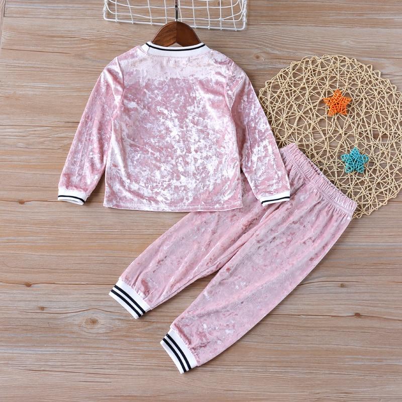 pcs ternos roupas do bebê dos miúdos