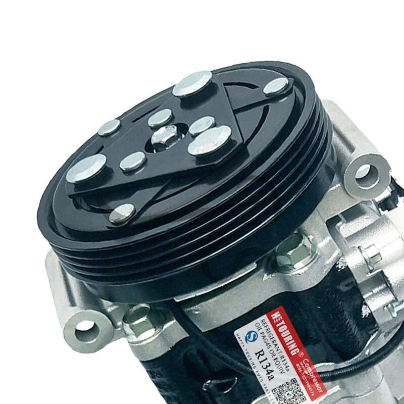 New A//C Compressor 95200-64JA0 For Suzuki Grand Vitara 2005-1.6L