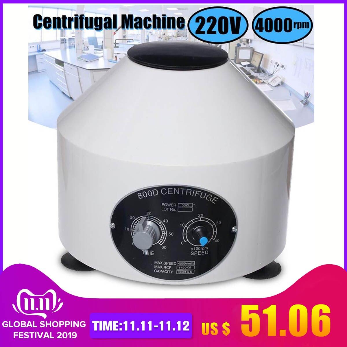 Mini 4000RPM Laboratory Electric…