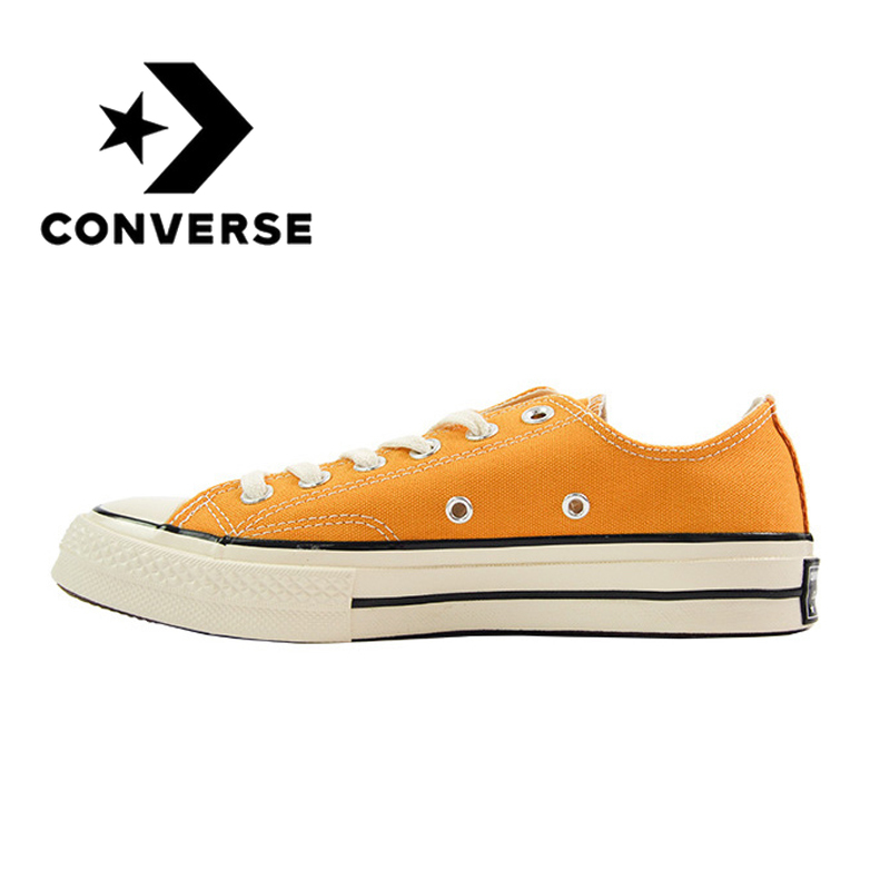 Original Authentic Converse ALL STAR Mens Skateboarding Shoes  Sneakers Women Fashion Leisure Low-top Flat Non-slippery Durable