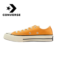 Original Authentic Converse ALL STAR Mens Skateboarding Shoes Sneakers Women Fashion Leisure Low top Flat Non slippery Durable