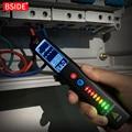 Nicht-kontaktieren Spannung Detector Multimeter BSIDE X1 Intelligente test bleistift Großen bildschirm EBTN Elektrische tester Live draht Meter