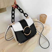 цена на 2020 New Shoulder Bag For Women Fashion Ladies Handbag High Quality PU Chain Crossbody Messenger Bag Brand Designer Purse Female