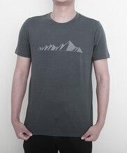 T shirt de sport pour homme, 2019, avec résistance à lhumidité et aux odeurs, 100% G, avec réduction, S XL, en laine mérinos