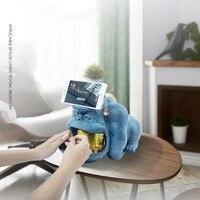 Creative 3 In 1Multifunction Gorilla Tissue Holder Cassette Orangutan Paper Holder Pumping Tray Living Room Decoration Best Gift