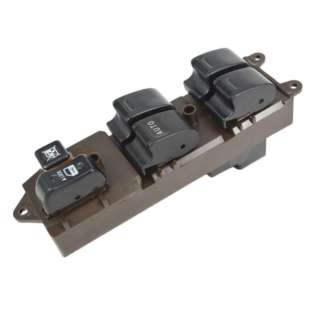 High Quality New 84820-12491 Window Switch For TOYOTA COROLLA 03-08 Window Casement Lift Switch Master Driver Side Hot Selling