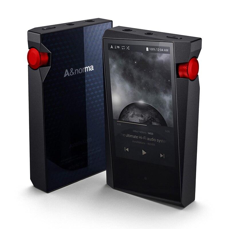 IRIVER A & norma SR15 64G/128G Портативный Hi-Fi плеер с высоким разрешением аудио плеер без потерь музыка MP3 плеер с высокой точностью