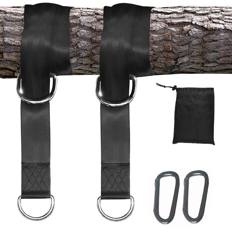Outdoors Hammock Bandage 5*150cm Camping Hiking Hanging Kit Hammock Straps Rope Children Swing Belt