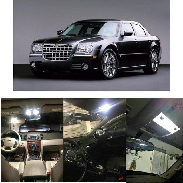 Interior Led lights For 2007 Chrysler 300 300C Pacifica Town Country PT Cruiser Sebring Aspen Crossfire 1