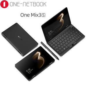 One-NetBook One Mix 3S 8.4 inch Pocket PC intel M3-8100Y 16GB Ram 512GB SSD 2560*1600