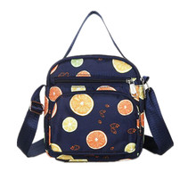 цены New women shoulder bags Nylon Flowers Printing female handbags girls messenger bags small crossbody mini women bags