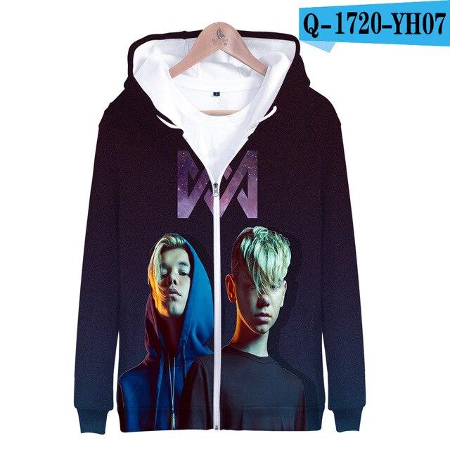 3 To 14 Years Kids Hoodie Marcus and Martinus 3D Hoodies Sweatshirt Boys Girls Fashion Harajuku Jacket Coat Children Clothes 15
