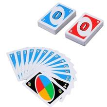Melhores jogos de quebra-cabeça 108 cartas família engraçado entretenimento jogo de tabuleiro divertido poker jogando cartas para festas