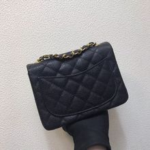 top quality real leather women bags caviar leather Designer