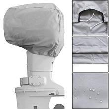 10HP/40HP/100HP/200HP лодка яхта подвесной мотор водонепроницаемая защита от дождя профессиональные морские аксессуары крышка