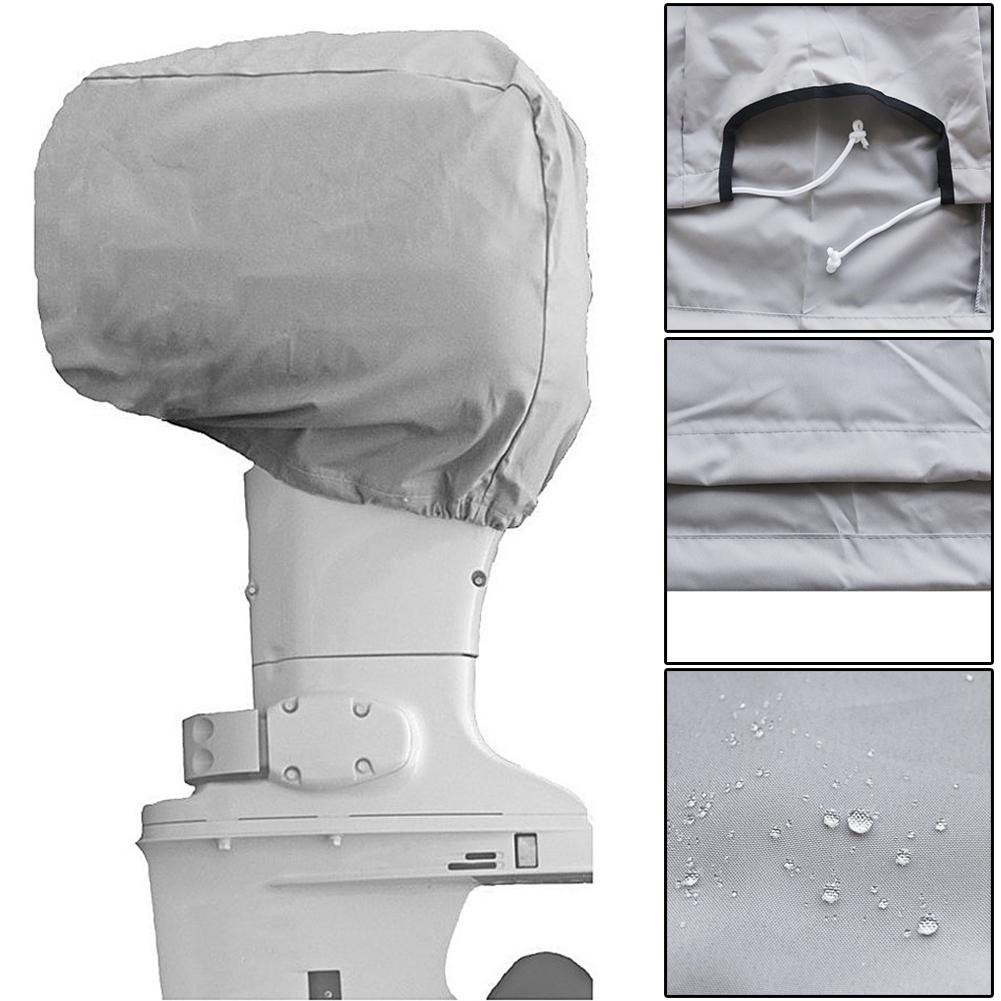 10HP/40HP/100HP/200HP Boat Yacht Outboard Motor Waterproof Protection Rain Cover Professional Marine Accessories Cover
