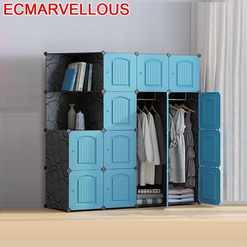 Mobili Rangement Chambre Meble Mobilya Ropero font b Closet b font Storage Gabinete De Dormitorio Mueble