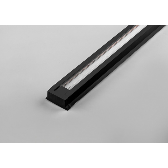 Tire line for track lamps, black, 2 ...