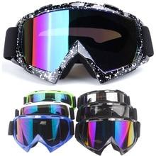 Аксессуары для сноуборда лыжные очки для мотокросса очки для мужчин и женщин MX внедорожные шлемы Спортивные очки для грязного велосипеда
