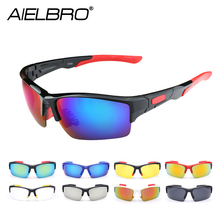 Famous Brand Cycling Sun Glasses Bike Glasses Outdoor Sports MTB Bicycle