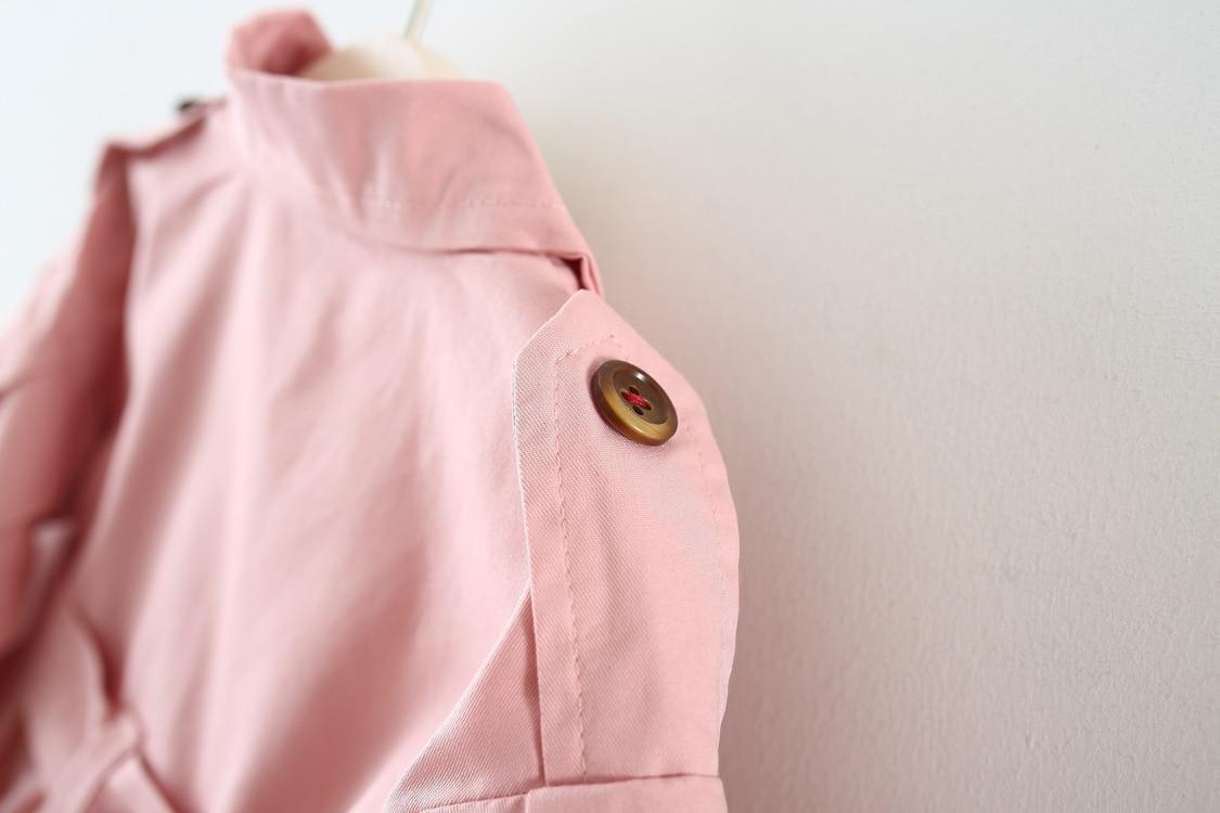 crianças cor sólida da criança menina jaqueta