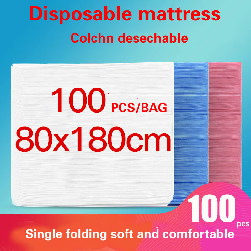 Disposable Bed Linen Beauty Salon Hotel Massage Is Not Waterproof And Oil-proof Travel Breathable Non-woven Sheets Mattress