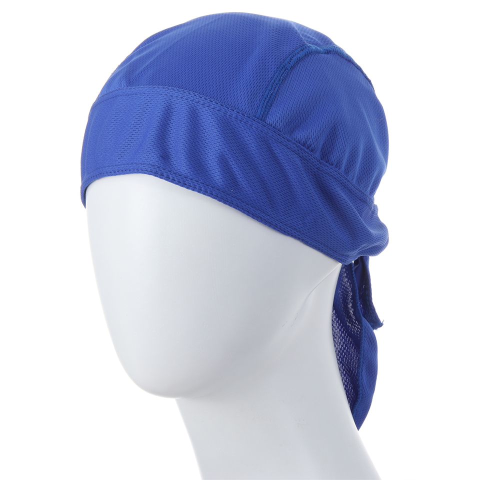 Breathable Quick Dry Bandana Pirate Cap Cooling Bicycle Headscarf Cycling Hat~